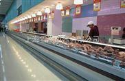 平岛柜式鲜肉柜 鲜肉柜品牌 雪弗尔冷柜 北京鲜肉柜价格