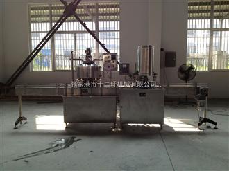 DGC-12易拉罐颗粒灌装生产线