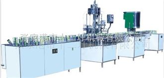 1500-2400罐/時不含氣易拉罐生產線