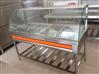 供应爱帮厨牌厨房设备不锈钢带罩四格保温售饭台