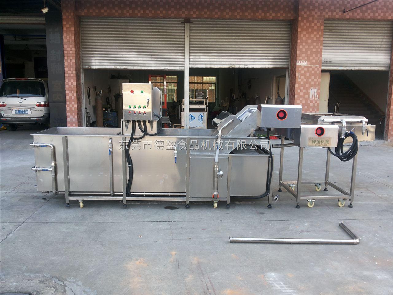 DY3000-蔬菜清洗机、水果清洗机