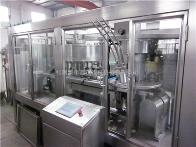 GF-40大型不锈钢功能饮料生产线