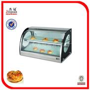 HT-900-弧形保温展示柜/面包保温柜
