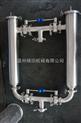 不锈钢双联管式过滤器