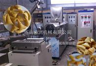 TSE65尖角脆生产线,妙脆角设备,油炸膨化面食生产线
