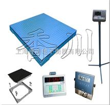 OCS-XC-B電子磅秤,小地磅,3噸地磅秤