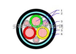 变频电缆ZR-BPYJVPX12R-TK 3*150+3*25