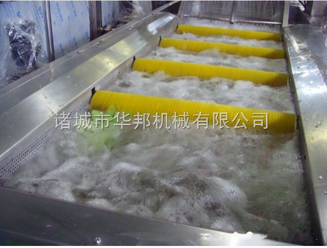 华邦多功能全自动蔬菜清洗机