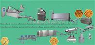 TSE65-R双螺杆生产线早餐谷物、玉米片食品生产线
