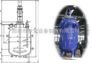 50-50000L-搪玻璃反应釜