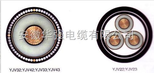 高压电缆yjv22-10kv-3*95电缆库存