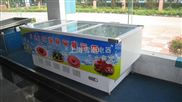 上海雪弗爾超市直冷島柜生產和報價