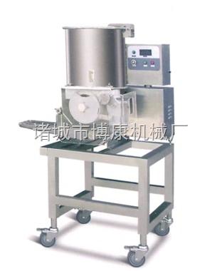 专业生产供应博康牌肉饼成型机 鱼排成型机