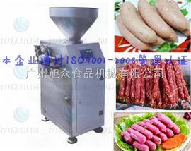 ZGC-60多功能灌肠机 湖南自制腊肠 定量灌装自动扭节灌肠机器