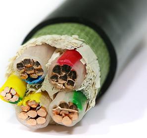 NH-VV4*10 耐火电缆