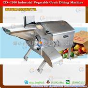 CD 1500-CD-1500 大型果蔬切丁机