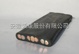 YBF-3*16橡套扁电缆