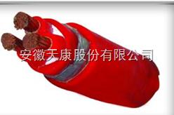 YGC22-3*50+1*16钢带铠装硅橡胶电缆