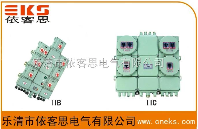 厂家直销BXM(D)52防爆照明(动力)配电箱-依客思电气