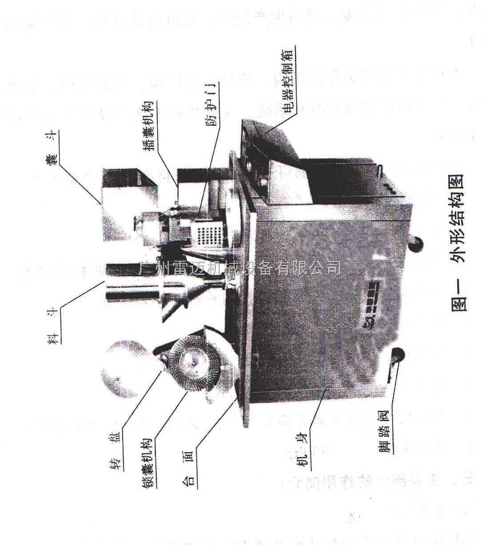 胶囊填充机 胶囊填充机半自动胶囊填充机