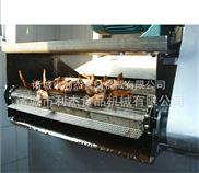 鸡翅油炸机、油炸生产线 诸城利杰机械专供