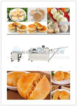 福建多功能酥饼机 江西糖酥饼机 湖南老婆饼机械