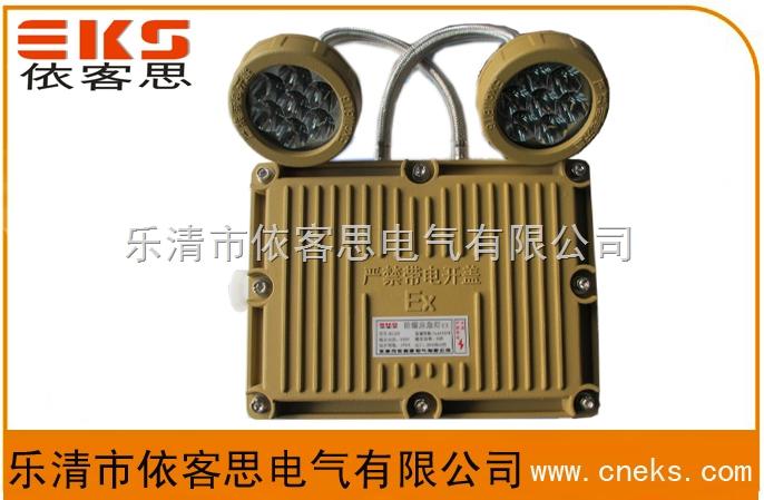LED双头应急灯BAJ52防爆应急灯(IIB)