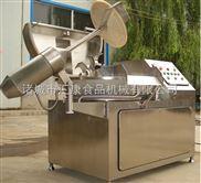 ZB-125型-鱼豆腐加工设备  烧鱼板技术工艺  烧鱼板加工设备 斩拌机