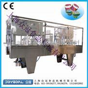 上海眾冠杯盒灌裝封口機/塑杯封口機