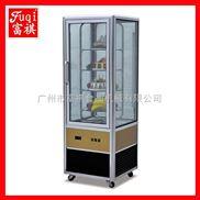 【广州富祺】立式蛋糕柜 CP-400四面下班展示冷柜 蛋糕冷柜 蛋糕展示柜
