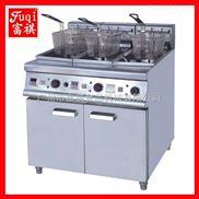 【广州富祺】DF-26-3立式三缸三筛电炸炉  三缸电炸炉 立式电炸炉 厂家直销