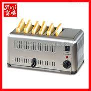 【广州富祺】6ATS六片多士炉 烤面包机 土司机 不锈钢多士炉 品质上乘