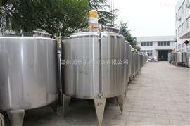 不锈钢乳品发酵罐