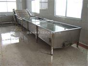 魚蝦海產品多功能氣泡清洗機