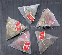 透明尼龙三角袋茶叶包装机设备
