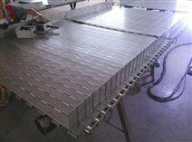 不锈钢挡板链板厂家供应