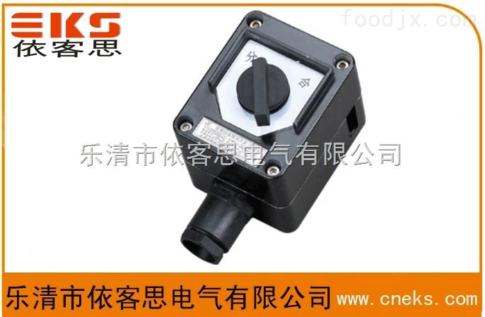 BZM8050-10A防爆防腐照明开关EXedIICT6