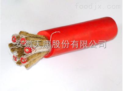 (ZR)-HGVFP2-10*1.5硅橡胶屏蔽软电缆