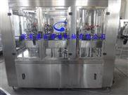 BBR-938-三合一灌裝機 各種飲料灌裝生產線 含氣玻璃瓶飲料灌裝機 (BBR18-18-6)BBR-938
