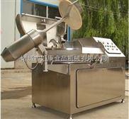ZB-125型-高速变频斩拌机  鱼豆腐加工设备有哪些 鱼糜成套设备