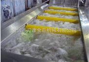 QX-6米-瓜果清洗机 翻浪清洗机 蘑菇清洗机 厂家批发