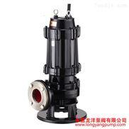 自动搅匀潜水排污泵选型