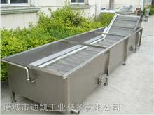 迪凯供应蔬菜清洗流水线