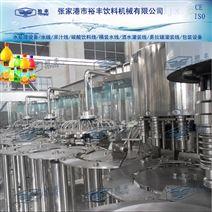 PET瓶果汁颗粒灌装设备