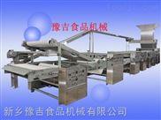 豫吉食品机械韧性饼干机饼干生产线饼干设备