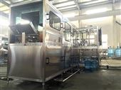 五加仑桶装纯净水生产线 大桶灌装设备