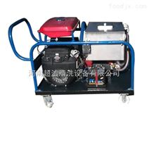 350公斤压力进口高压清洗机水喷砂除锈清洗机价格