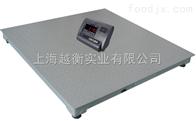 不锈钢小尺寸电子地磅可定制 5吨单层双层地磅可选