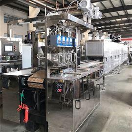 HQ-150~橡皮糖生产线 混合胶体糖果设备