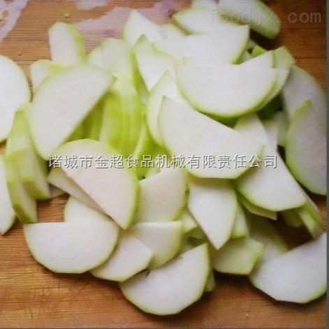 西葫芦片蔬菜类漂烫杀青机